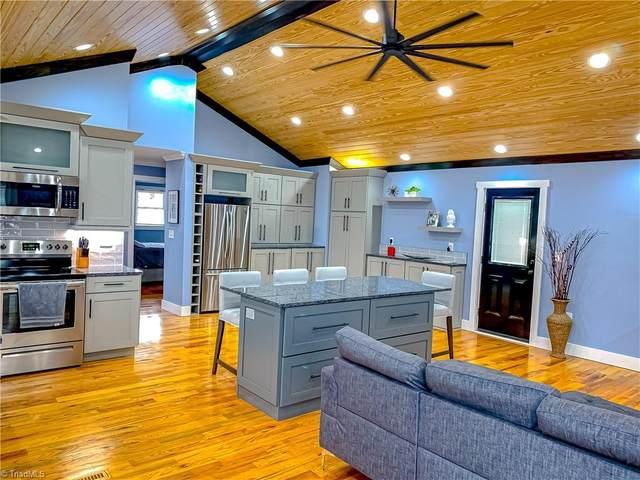 206/208 N Sunset Drive, Winston Salem, NC 27101 (MLS #1041850) :: Ward & Ward Properties, LLC