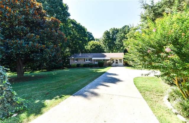 5703 Summit Avenue, Greensboro, NC 27405 (MLS #1041854) :: Ward & Ward Properties, LLC