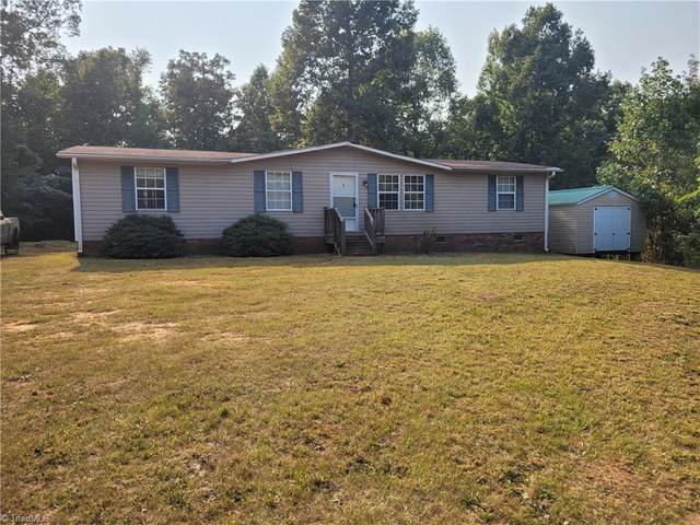 250 Kara Lane, Lexington, NC 27295 (MLS #1041887) :: Ward & Ward Properties, LLC