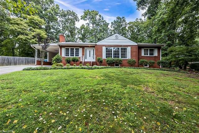 144 Azalea Drive, Mocksville, NC 27028 (MLS #1041902) :: Berkshire Hathaway HomeServices Carolinas Realty