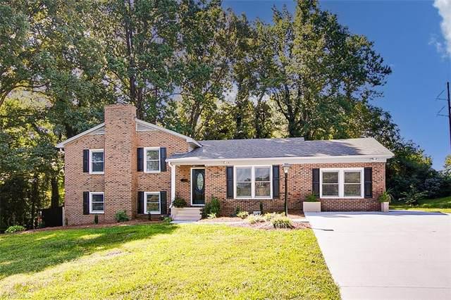 626 Emerson Drive, Asheboro, NC 27205 (MLS #1041922) :: Ward & Ward Properties, LLC