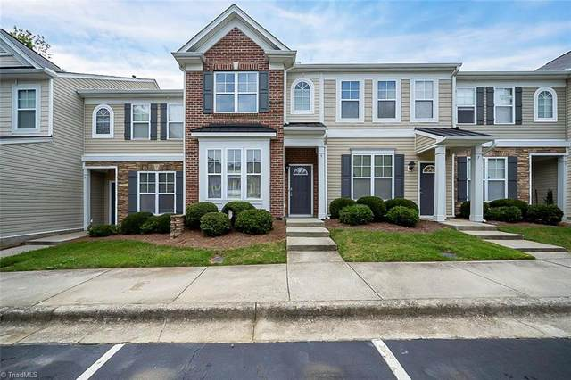 5 Blue Stone Lane, Greensboro, NC 27407 (MLS #1041941) :: Witherspoon Realty