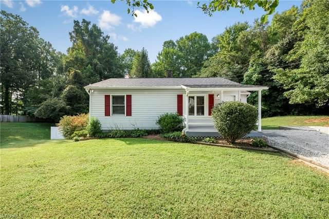 4104 Old Greensboro Road, Winston Salem, NC 27101 (#1041960) :: Premier Realty NC