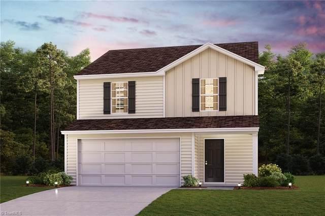 7410 Humble Farm Drive, Liberty, NC 27298 (MLS #1041968) :: Ward & Ward Properties, LLC