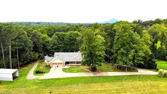 136 Hartgrove Road, King, NC 27021 (MLS #1041969) :: Berkshire Hathaway HomeServices Carolinas Realty