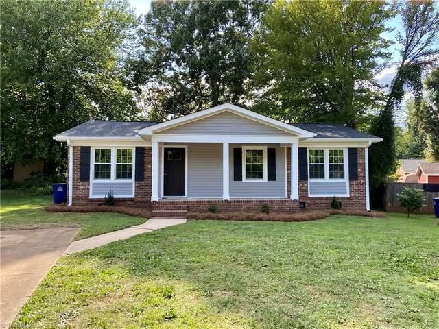 4050 Burnham Court, Winston Salem, NC 27105 (MLS #1041971) :: Ward & Ward Properties, LLC