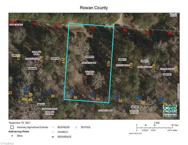 355 Recreation Drive, Salisbury, NC 28144 (MLS #1041980) :: Ward & Ward Properties, LLC