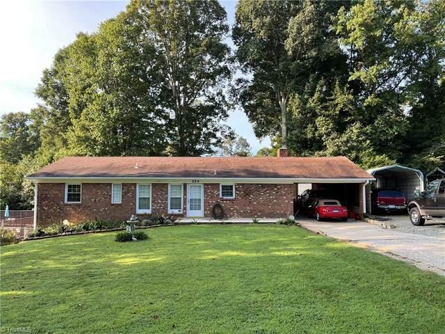 254 Valleyview Drive, Lexington, NC 27295 (MLS #1041985) :: Ward & Ward Properties, LLC