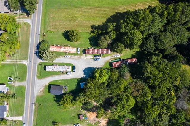 1219 Nc Highway 49, Green Level, NC 27217 (MLS #1042004) :: Hillcrest Realty Group