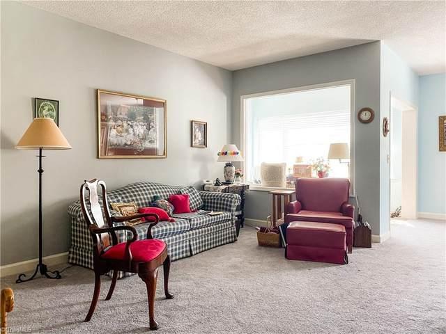 3114 Bermuda Village Drive, Bermuda Run, NC 27006 (MLS #1042019) :: Hillcrest Realty Group