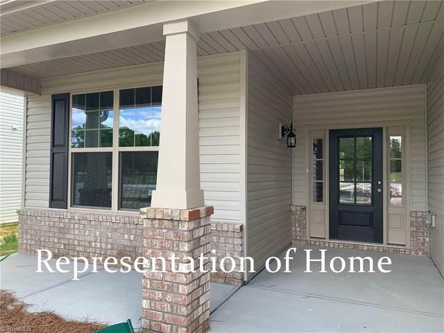 132 Oxford Ridge Court Lot 10, Kernersville, NC 27284 (MLS #1042020) :: Ward & Ward Properties, LLC