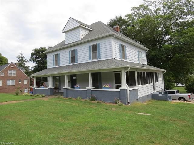 1202 Trogdon Street, North Wilkesboro, NC 28659 (MLS #1042021) :: Ward & Ward Properties, LLC