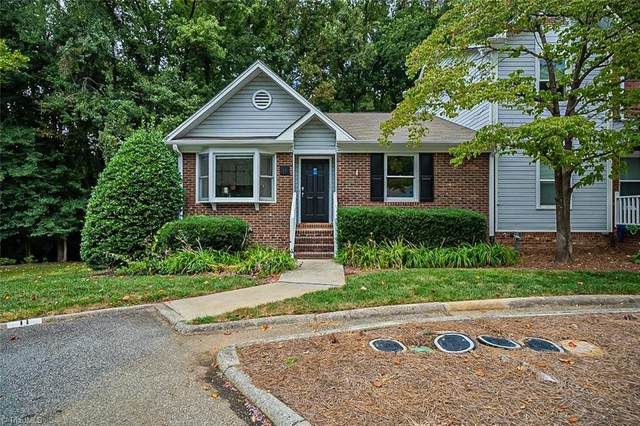 11 Brandy Drive, Greensboro, NC 27409 (MLS #1042022) :: Witherspoon Realty