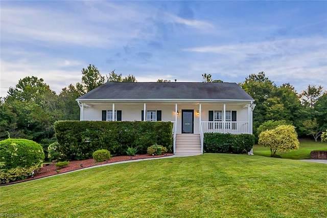 2609 Wynbrook Drive, Winston Salem, NC 27103 (MLS #1042023) :: Ward & Ward Properties, LLC