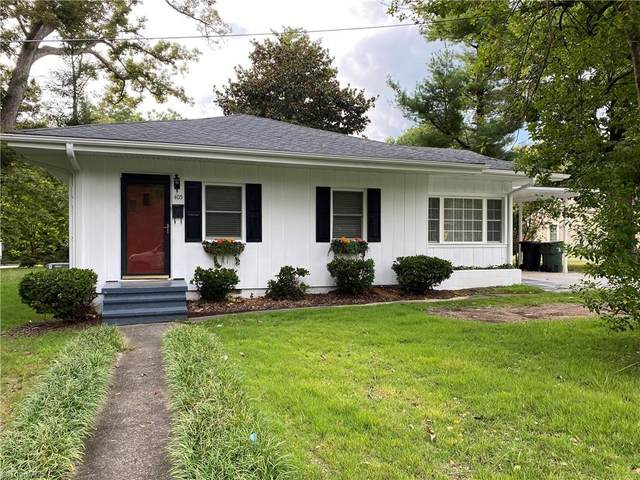 405 Wildwood Lane, Burlington, NC 27215 (MLS #1042029) :: Ward & Ward Properties, LLC