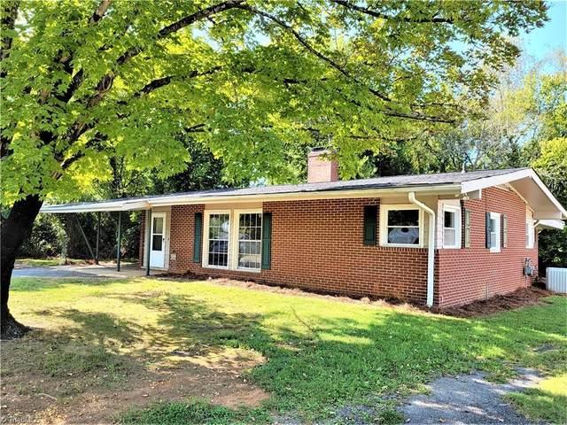 112 Ridge Road, Walnut Cove, NC 27052 (MLS #1042083) :: Hillcrest Realty Group