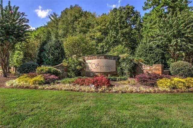 177 Cascading Creek Trail, Denton, NC 27239 (MLS #1042087) :: Berkshire Hathaway HomeServices Carolinas Realty