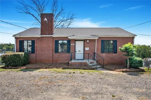 1064 Salisbury Ridge Road, Winston Salem, NC 27127 (MLS #1042116) :: Ward & Ward Properties, LLC