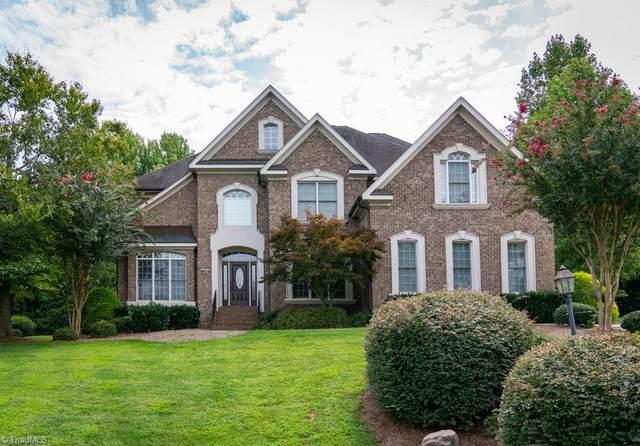 5025 Warm Springs Point, Greensboro, NC 27455 (MLS #1042119) :: Berkshire Hathaway HomeServices Carolinas Realty
