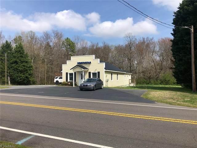 2045 Nc Highway 801 S, Advance, NC 27006 (MLS #1042129) :: Berkshire Hathaway HomeServices Carolinas Realty