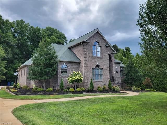 371 Copperfield Lane, Lexington, NC 27292 (MLS #1042141) :: Ward & Ward Properties, LLC