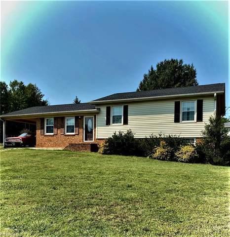 250 Devonshire Drive, Lexington, NC 27295 (MLS #1042161) :: Ward & Ward Properties, LLC