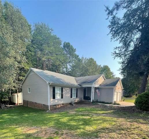6507 River Hills Drive, Greensboro, NC 27410 (MLS #1042165) :: Ward & Ward Properties, LLC