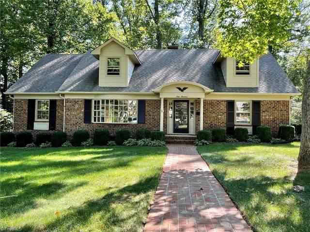900 Greenwood Drive, Greensboro, NC 27410 (MLS #1042170) :: Ward & Ward Properties, LLC