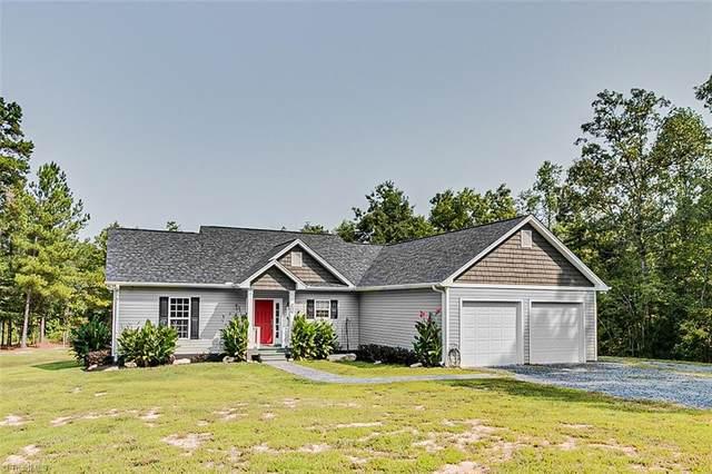 1032 Black Ankle Road, Star, NC 27356 (MLS #1042173) :: Ward & Ward Properties, LLC