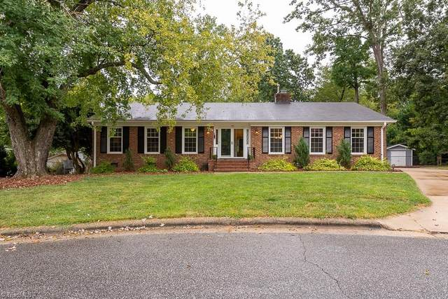 1703 Wembley Court, Greensboro, NC 27410 (MLS #1042177) :: Hillcrest Realty Group