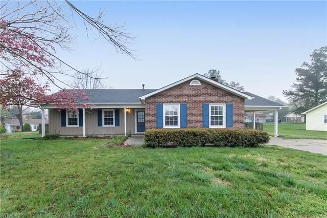 109 Orange Drive, Elon, NC 27244 (MLS #1042184) :: Berkshire Hathaway HomeServices Carolinas Realty