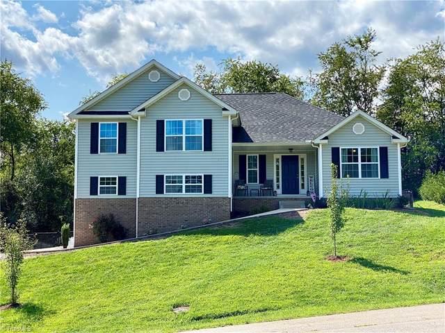 124 Mill Brook Drive, Millers Creek, NC 28651 (MLS #1042186) :: Ward & Ward Properties, LLC