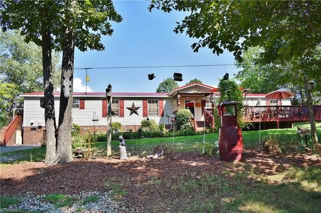 224 Clarmont Drive, King, NC 27021 (MLS #1042193) :: Ward & Ward Properties, LLC
