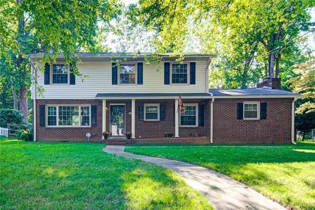1613 Normandy Lane, Winston Salem, NC 27103 (MLS #1042198) :: Ward & Ward Properties, LLC