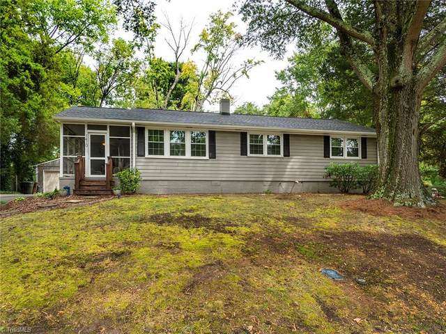 1410 Gracewood Drive, Greensboro, NC 27408 (MLS #1042209) :: Lewis & Clark, Realtors®