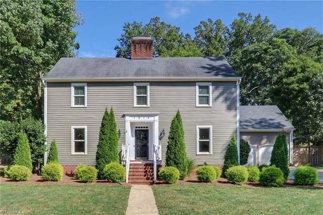1614 Fox Hollow Road, Greensboro, NC 27410 (MLS #1042225) :: Ward & Ward Properties, LLC