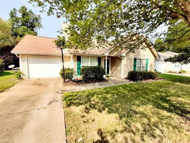 2506 Kilbourne Drive, Greensboro, NC 27407 (MLS #1042238) :: Ward & Ward Properties, LLC