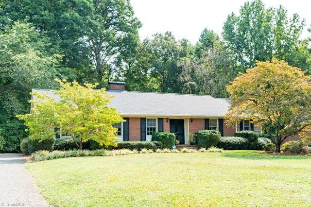 1405 Hannaford Road, Winston Salem, NC 27103 (#1042245) :: Premier Realty NC