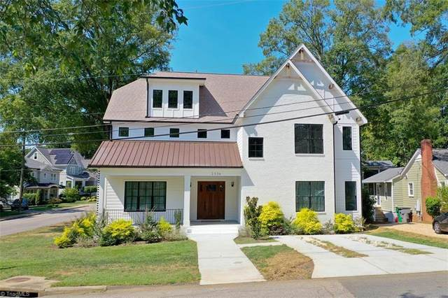 2336 Springdale Avenue, Charlotte, NC 28203 (MLS #1042246) :: Berkshire Hathaway HomeServices Carolinas Realty
