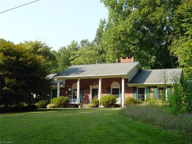 499 Holly Tree Drive, Wilkesboro, NC 28697 (MLS #1042268) :: Ward & Ward Properties, LLC