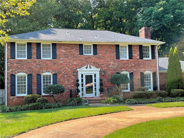 170 Nottingham Road, Salisbury, NC 28147 (MLS #1042279) :: Berkshire Hathaway HomeServices Carolinas Realty