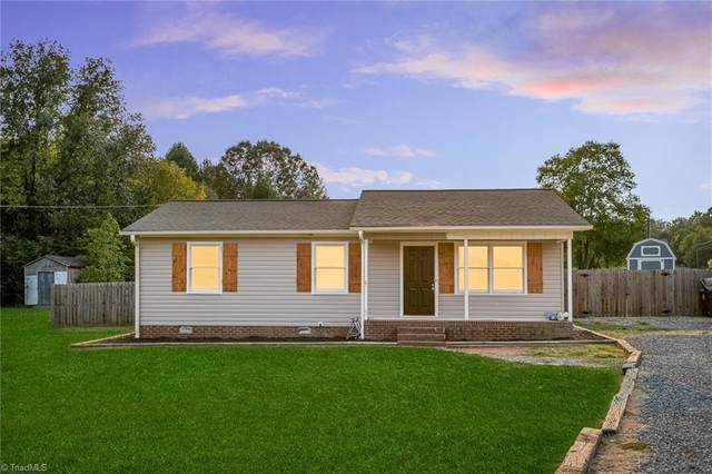4243 Meadowbrook Drive, Trinity, NC 27370 (MLS #1042298) :: Ward & Ward Properties, LLC