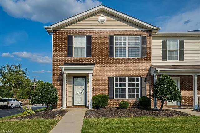 2014 Waterstone Lane, High Point, NC 27265 (#1042301) :: Premier Realty NC