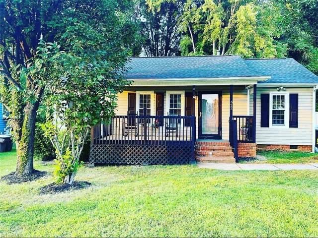 622 Forest Brook Drive, Greensboro, NC 27406 (MLS #1042316) :: Ward & Ward Properties, LLC