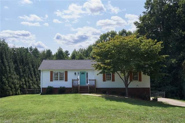 7501 Mcgee Road, Rural Hall, NC 27045 (MLS #1042325) :: Ward & Ward Properties, LLC