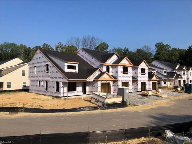 110 Red Plum Lane 23 Mom, Jamestown, NC 27282 (MLS #1042338) :: Team Nicholson
