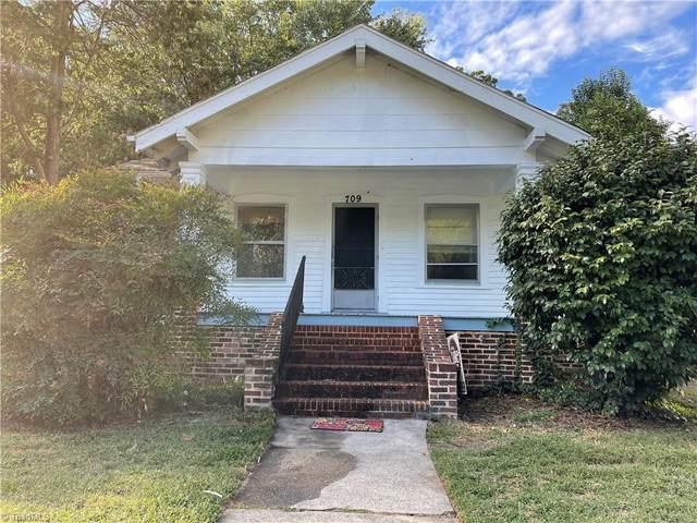709 5th Avenue, Greensboro, NC 27405 (MLS #1042349) :: Berkshire Hathaway HomeServices Carolinas Realty