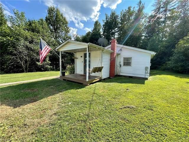 8560 Mertie Road, Millers Creek, NC 28651 (MLS #1042366) :: Ward & Ward Properties, LLC