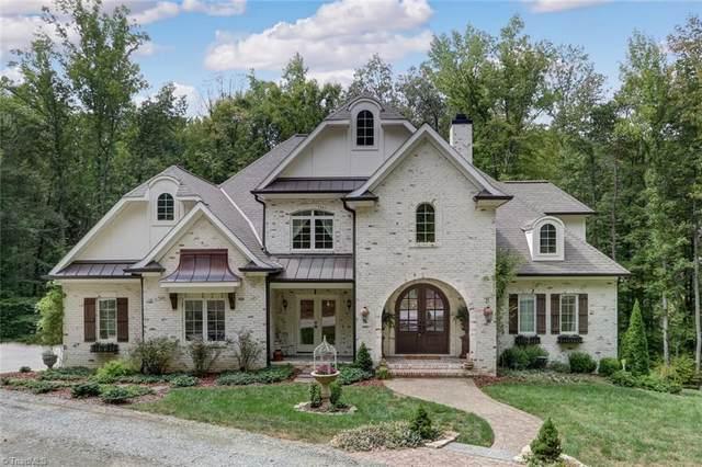 7469 Strader Road, Summerfield, NC 27358 (MLS #1042380) :: Berkshire Hathaway HomeServices Carolinas Realty