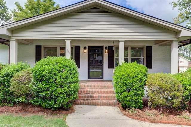 409 Guilford Road, Jamestown, NC 27282 (MLS #1042386) :: Berkshire Hathaway HomeServices Carolinas Realty